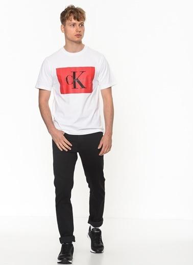 Baskılı Tişört-Calvin Klein